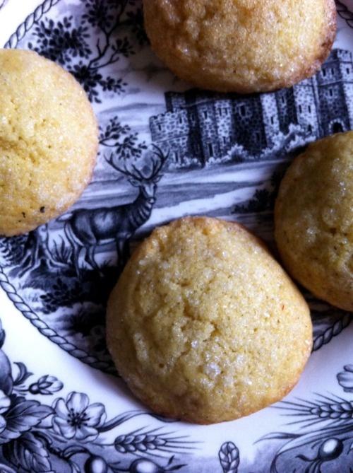 Hamiltyum - Recipe: saffron-vanilla snickerdoodles
