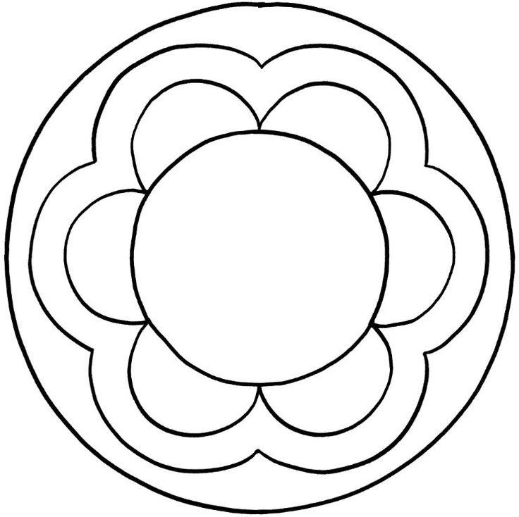 Mandala zum ausdrucken