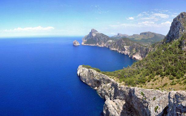 Mallorca Island Spain