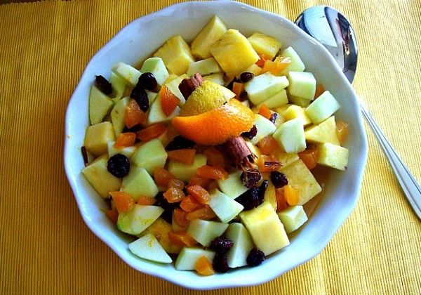 Fall Fruit Salads