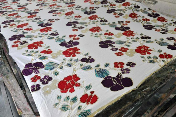 Batik Factory | Penang Batik Factory © Borneoboy