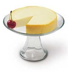 Light New York Cheesecake | Recipes | Pinterest