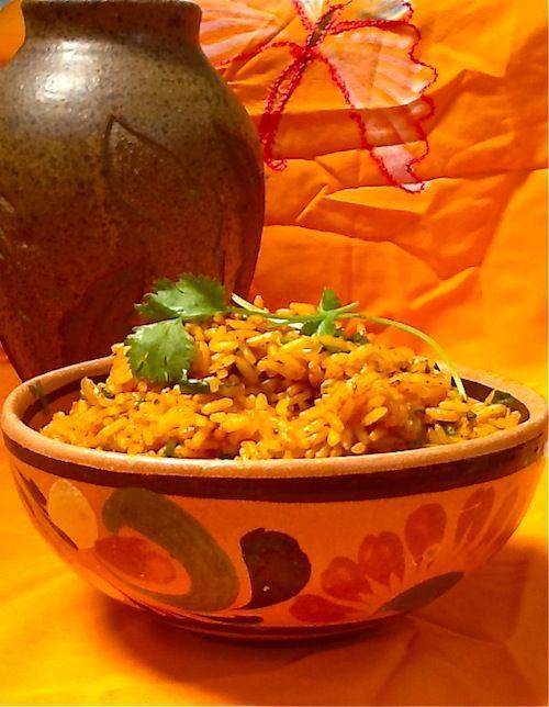 Mexican Yellow Rice | Tasty Tidbits | Pinterest