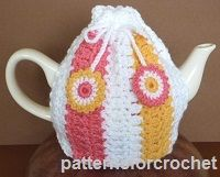 Knitting Pattern Central - Free Cozies Knitting Pattern