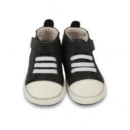 Zwart/witte schoenen 'Glee shoe' - Old Soles