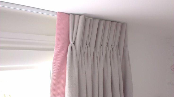 Curtain Rails Ceiling - Rooms