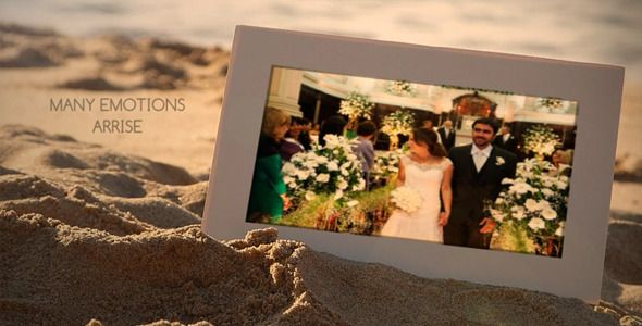 Photos On The Beach | After Effects Templates | Pinterest
