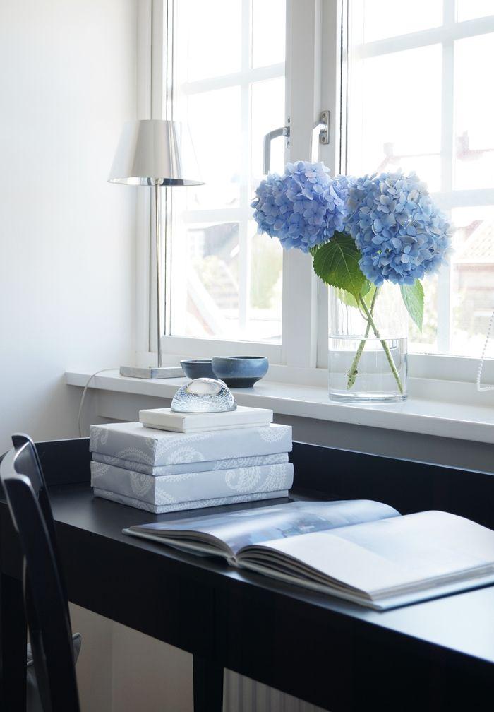 Blue Silver Black Grey In The Bedroom Bedroom Pinterest