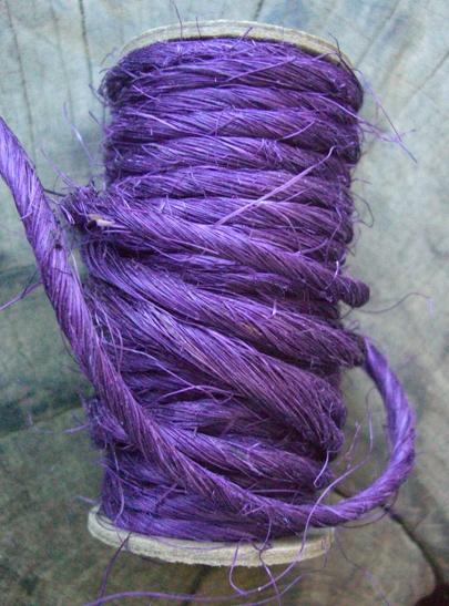 Purple Twine