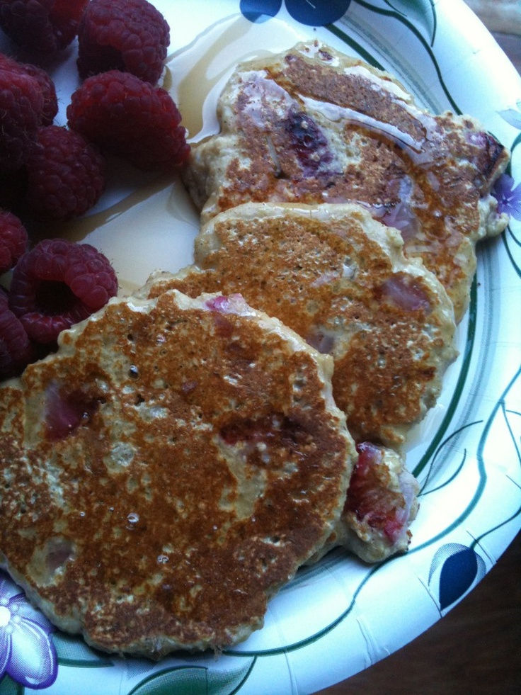 Blueberry Oat Cottage Cheese Pancakes | energizing breakfast recipes ...