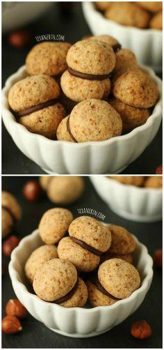 Baci di Dama Cookies | Recipe
