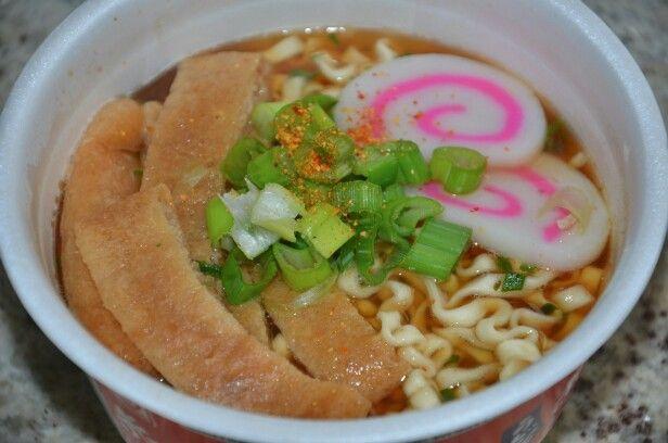 Kitsune Udon | Ramen | Pinterest