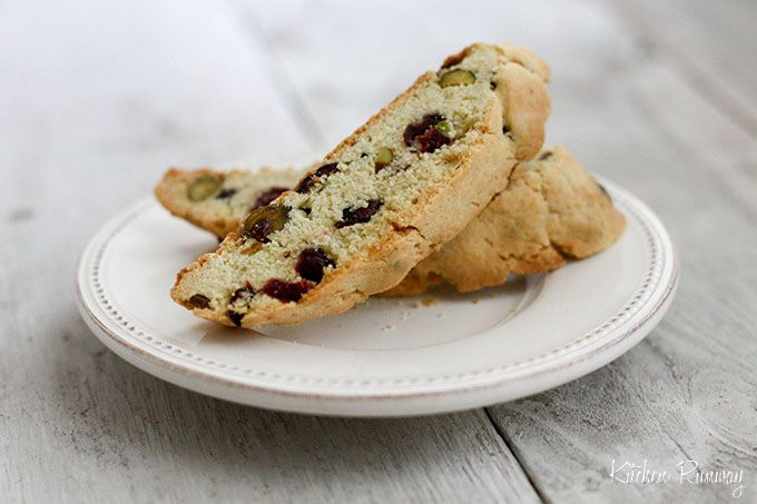 Cranberry Pistachio Biscotti | Recipes That Have Caught My Eye | Pint ...
