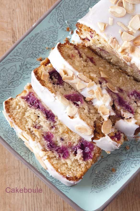 Raspberry Bakewell Cake | Lovin' Loaf | Pinterest