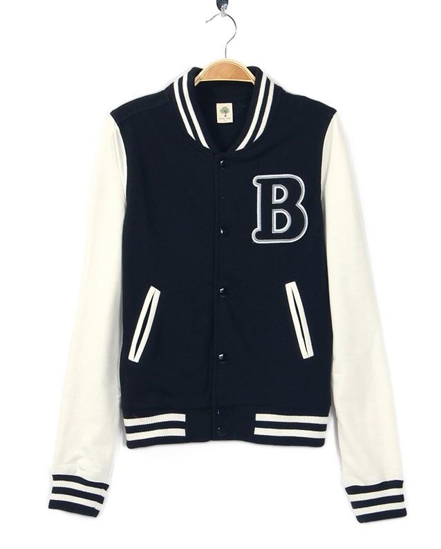 Womens Baseball Jacket
