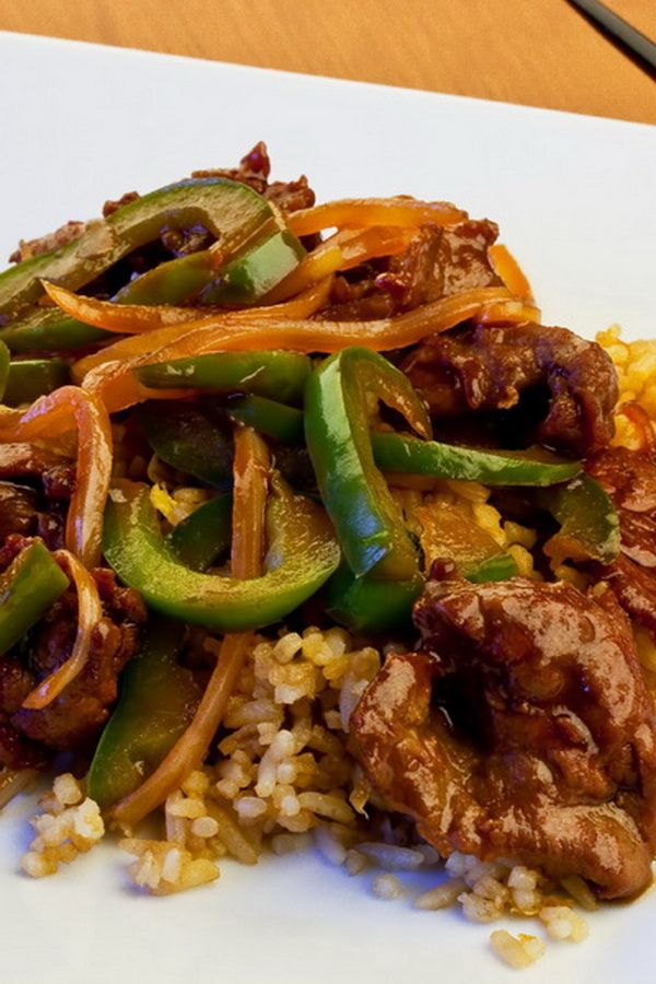 Pepper Steak You will need less than hour for this recipe, so it look ...