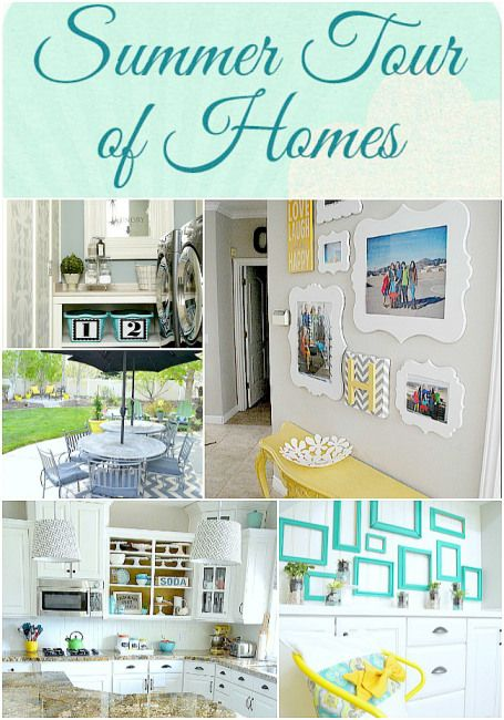 tatertots and jello summer home tour
