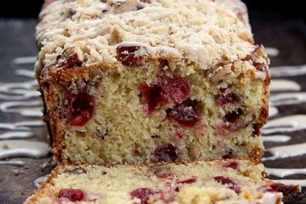 Cranberry orange & pecan coffee cake from Joy the Baker - Eat Your ...