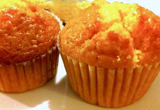 Honey-Orange Glazed Corn Bread | Recipe