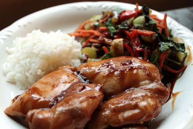 Baked Teriyaki Chicken | Home Sweet & Savory Home | Pinterest
