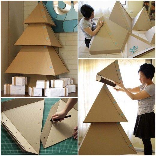 Креативные поделки своими руками из картона