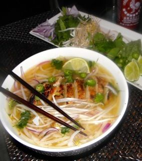 Vietnamese Chicken Noodle Soup—Pho Ga | Recipe