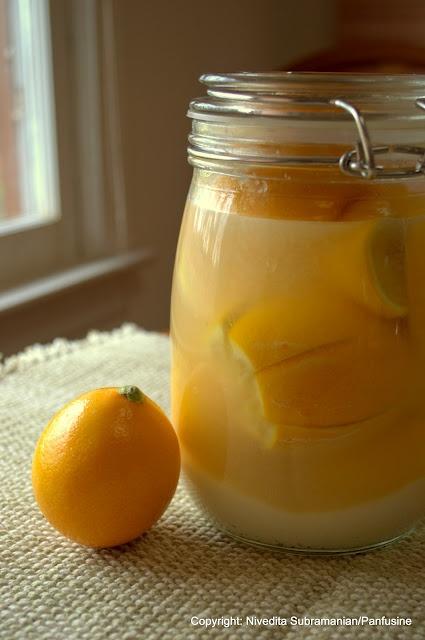Preserved Meyer Lemons | Favorite Recipes | Pinterest