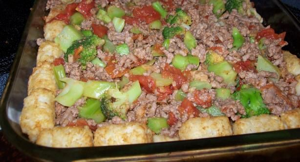 Hearty Beef and Potato Casserole from Food.com: My mom made this for ...