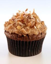 German Chocolate Cupcake | Cupcakes | Pinterest