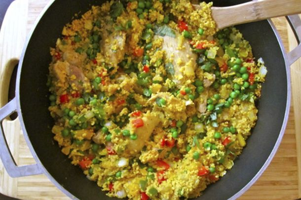 Cous Cous With Chicken Recipe | Hispanic/Latino Dishes | Pinterest