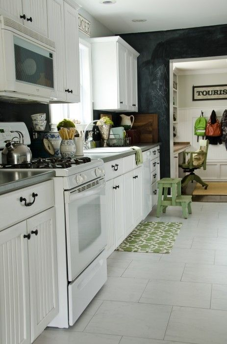 Cabinets  Miss Mustard Seed Would love to do this in my kitchen