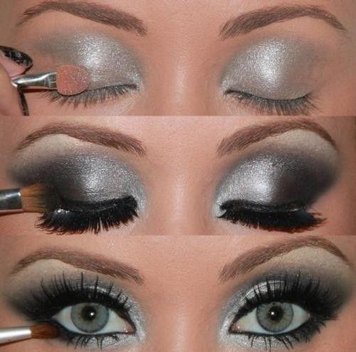 Smokey eyes serondeau