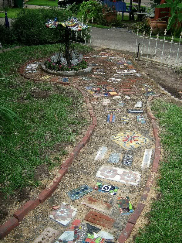 cheap garden path ideas cheap and practical garden path