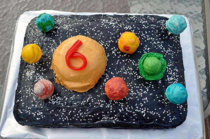 name solar system cake - photo #38