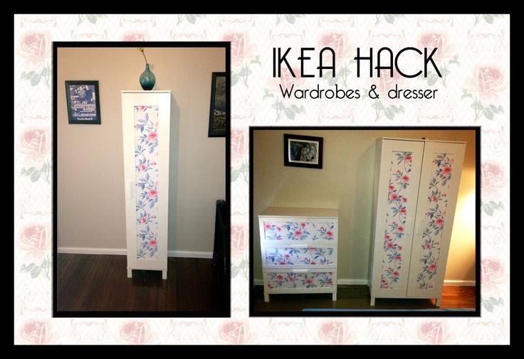 Ikea Godmorgon Tall Cabinet ~ Aneboda Ikea Hack