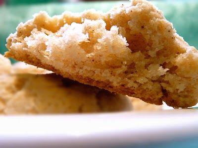 Maple Cinnamon Snickerdoodles | Gluten-Free | Pinterest