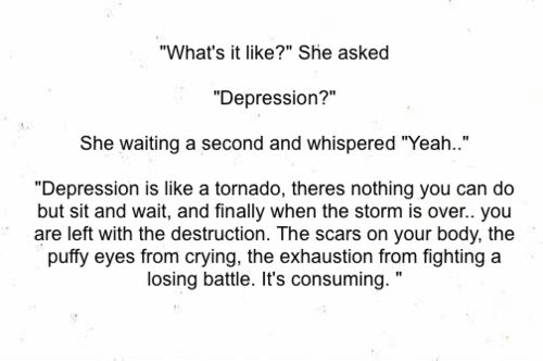 dealing with depression in a relationship