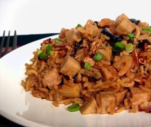 Yam Rice | Chinese & Asian | Pinterest