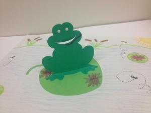 frog storytime songs