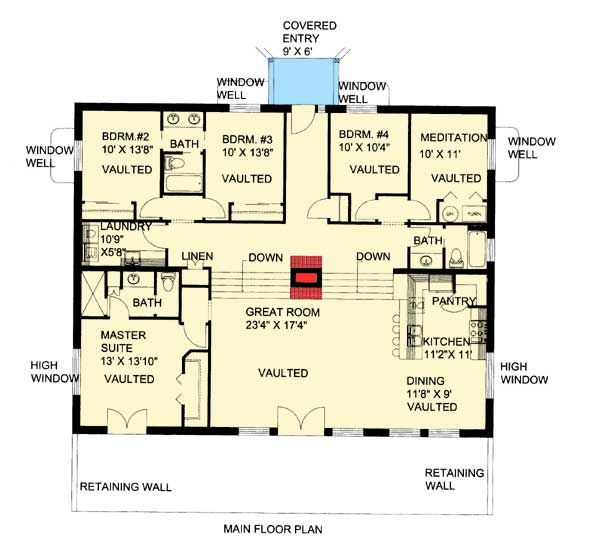 Berm home designs efficient homes house plans joy studio design gallery efficient homes house - Berm home designs ...