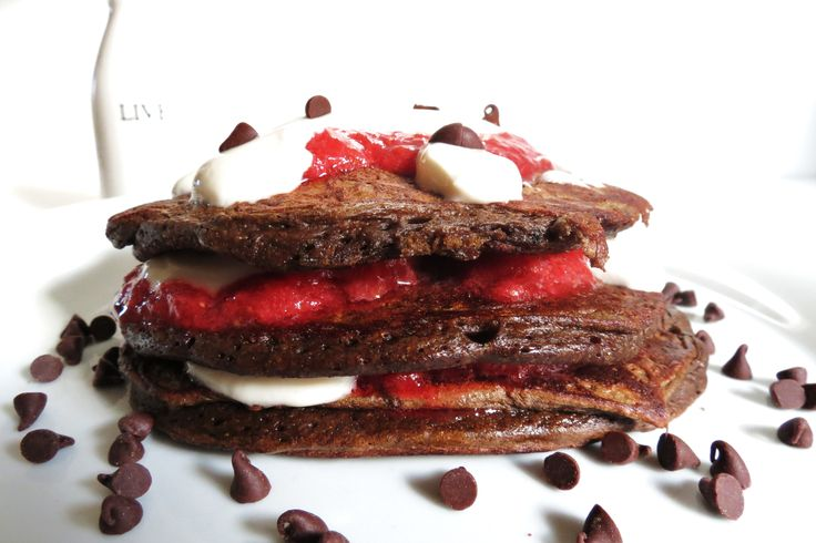 National Pancake Week - Neapolitan Pancakes