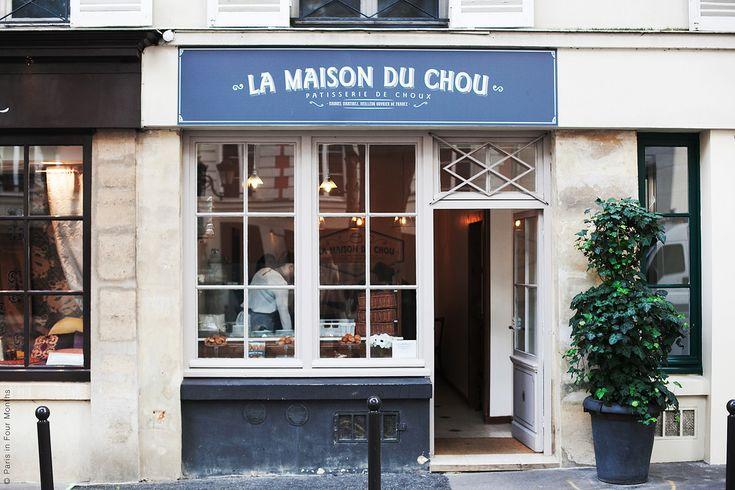 La maison du chou paris in four months paris guide - La maison du chou ...