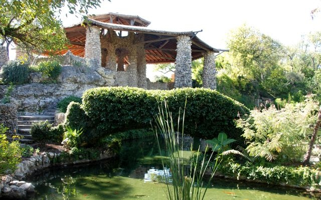 Japanese Tea Garden In San Antonio Places Pinterest