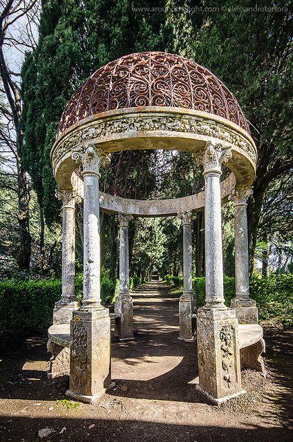 Villa Cimbrone - Ravello, Italy