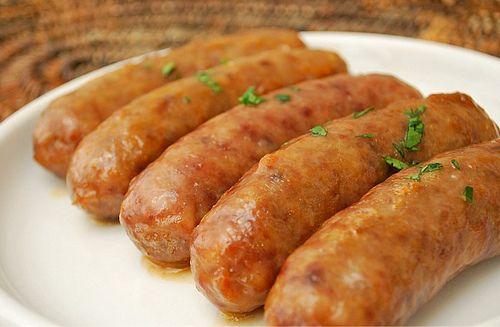 Cider Glazed Bratwurst | hot dogs, brats, sausages..... | Pinterest