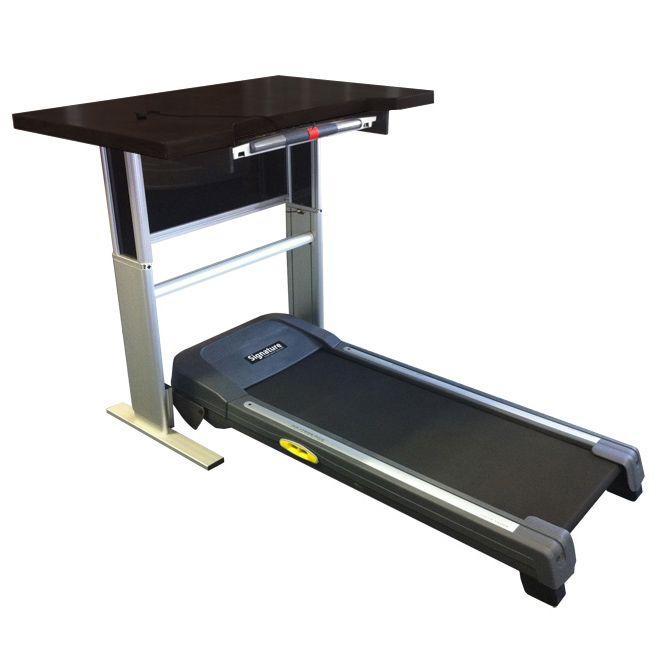 Signature 9000 Adjustable Treadmill Desk