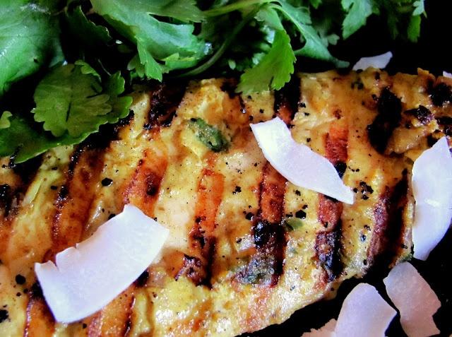 Thai Style Barbecue Chicken | Chicken Recipes | Pinterest