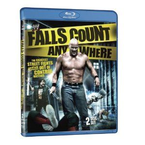 WWE: Falls Count Anywhere: The Greatest Street Fights and other Out of