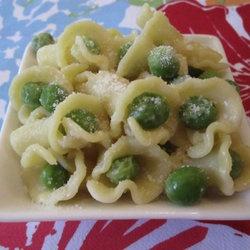 Peas & Pasta — Punchfork