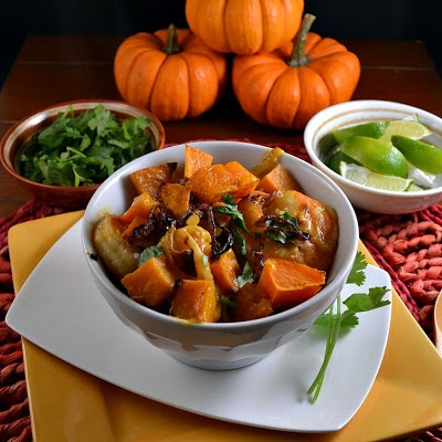 Pumpkin Shrimp Curry | Seafood | Pinterest